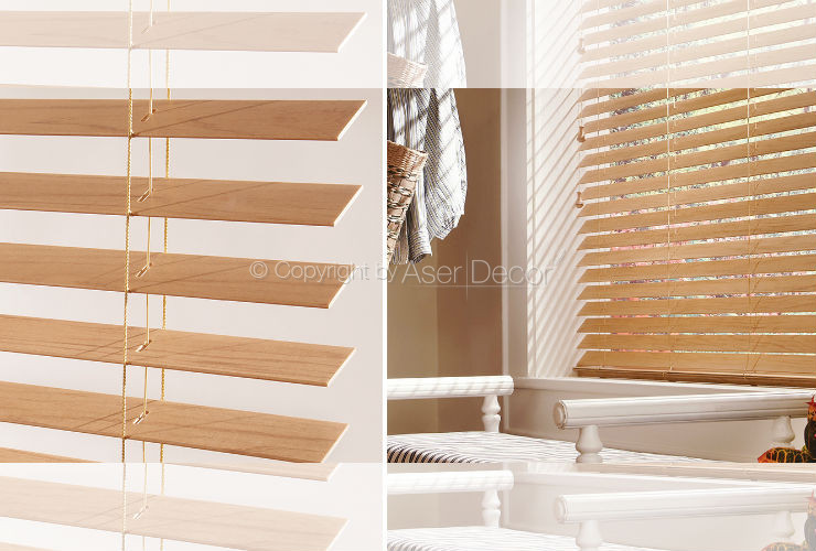 Persianas Madeira Country Woods Hunter Douglas Luxaflex Zona Norte ZN