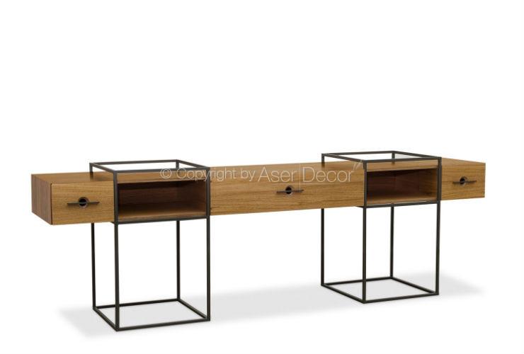 Aparador 14 Bis Bruno Faulcz Designer Assinado Sala Estar
