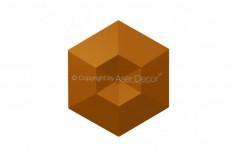 Acabamento Diamante Camelo Caramelo 3D Manufatti Revestimento