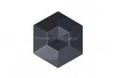 Revestimento Diamante Carbon Brilho 3D Manufatti Acabamento Fino