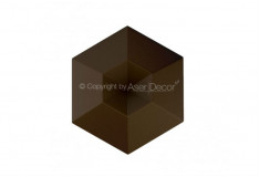 Manufatti Diamante Corten 3D Manufatti Acabamentos