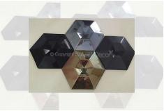 Acabamento Diamante Grafite 3D Manufatti Revestimento