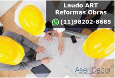 ART Azulejo Troca Remoção Documento Reformas Obras