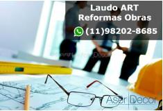 ART Demolição Parede Documento Reformas Obras