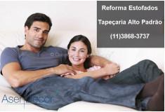 Reforma de Estofados Bela Vista Tapeçaria Alto Padrão