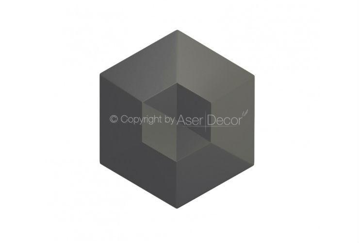 Acabamento Diamante Carbon Acetinado 3D Manufatti Acabamentos Finos