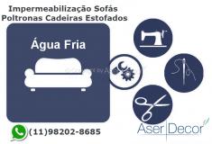 Impermeabilização Cadeiras Água Fria Tecidos Protegidos