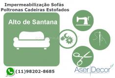 Impermeabilização Cadeiras Alto de Santana Tecidos Protegidos