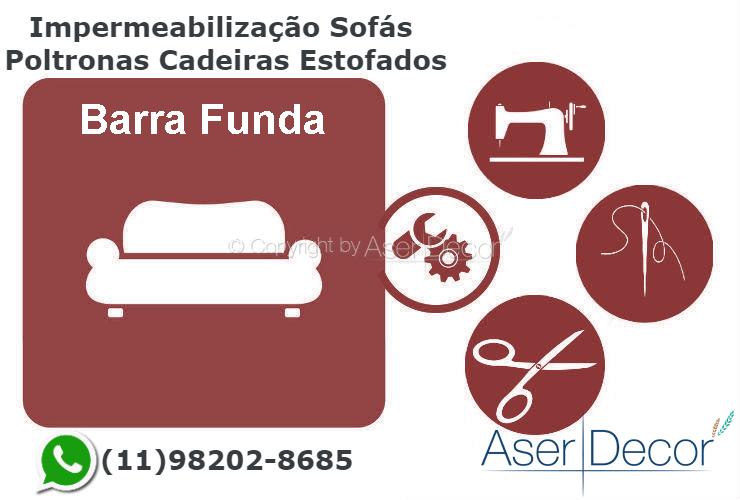 Impermeabilização Cadeiras Barra Funda Tecidos Protegidos