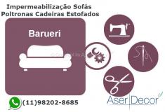 Impermeabilização Cadeiras Barueri Tecidos Protegidos