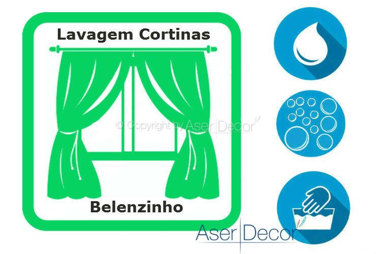 Serviço de Lavagem de Cortinas Belém Belenzinho