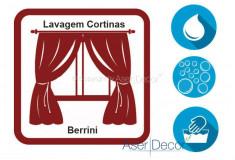 Serviço de Lavagem de Cortinas Berrini