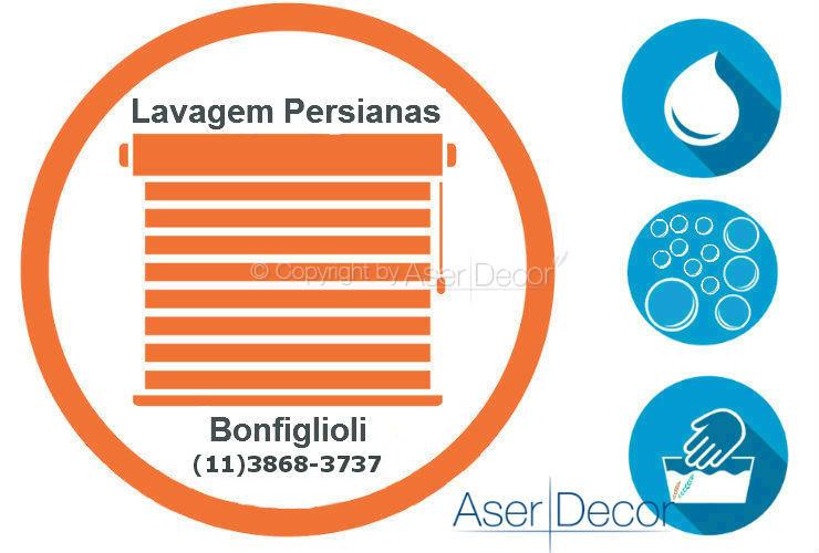 Serviço de Lavagem de Persianas Bonfiglioli